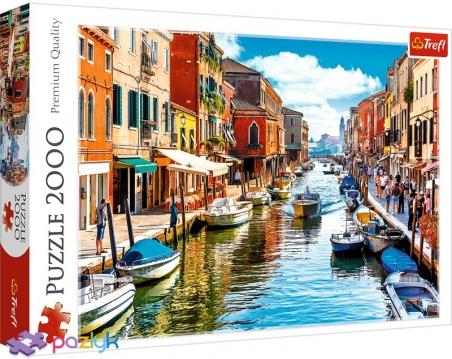 2000 эл. - Остров Мурано, Венеция / Trefl
