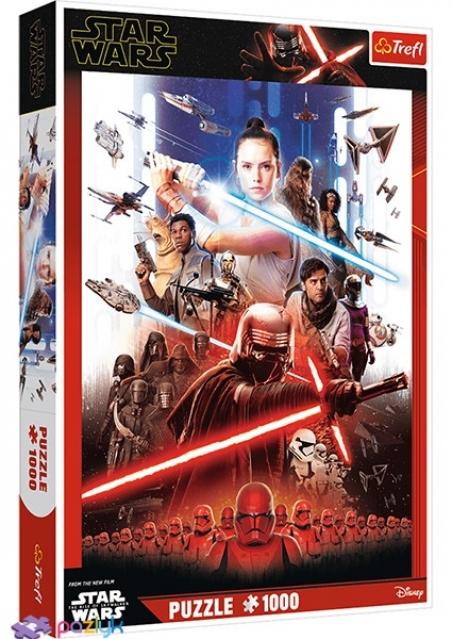 1000 ел. - Зоряні війни. Епізод ІХ / Lucasfilm Star Wars Episode IX / Trefl