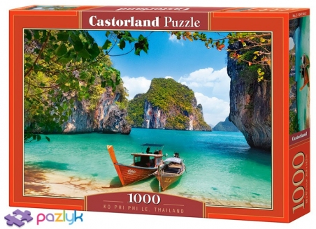 1000 ел. - Острів Ко-Пхі-Пхі-Ле, Таїланд / Castorland