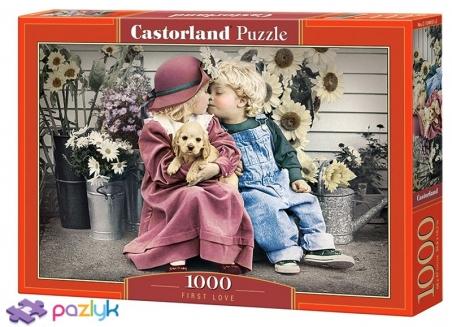 1000 ел. - Перше кохання / Castorland