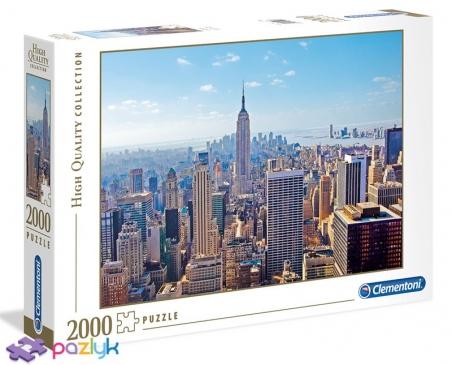 2000 эл. High Quality Collection - Нью-Йорк / Clementoni