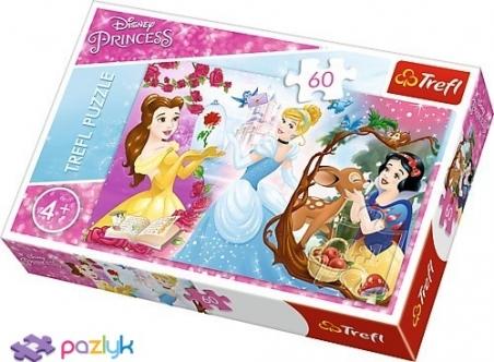 60 ел. - Запрошення на бал / Disney Princess / Trefl