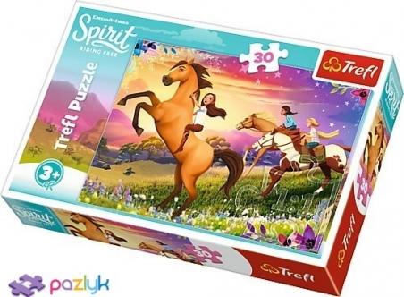 30 ел. - Спірит: Стрибки на волі. Дух свободи / DreamWorks Animation / Trefl