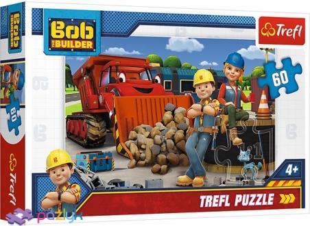 60 эл. - Боб строитель и Венди / Bob the builder / Trefl