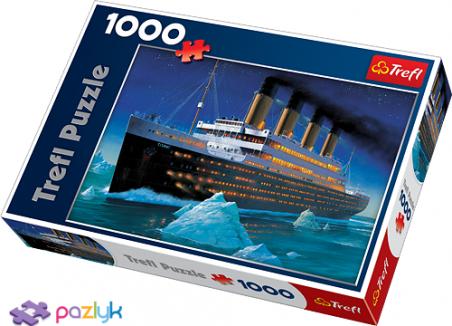 1000 ел. - Титанік / Trefl