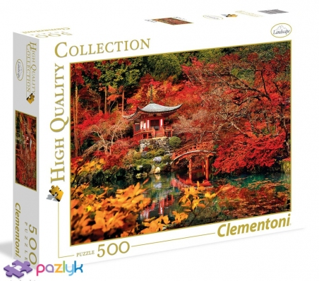 500 эл. High Quality Collection - Восточная мечта / Clementoni
