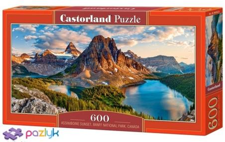 600 ел. - Національний парк Банф, Канада / Castorland