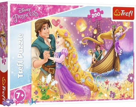 200 эл. - Волшебный мир Принцесс / Disney Princess / Trefl