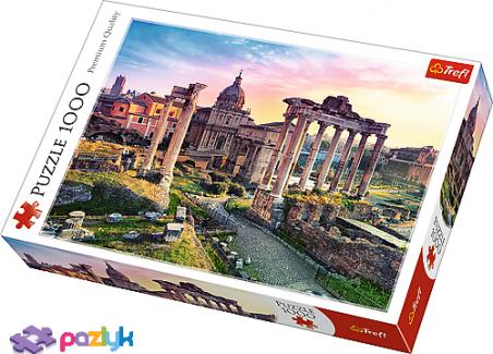 1000 эл. - Римский форум, Рим, Италия / Trefl