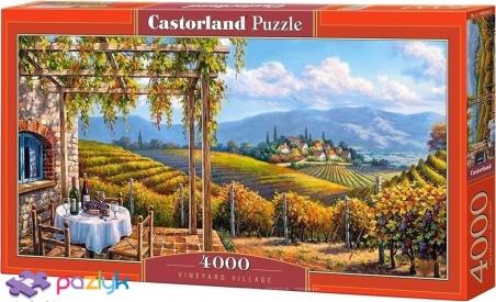 4000 ел. - Виноградна плантація / Castorland