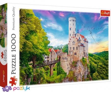 1000 эл. - Замок Лихтенштейн, Германия / 500px / Trefl