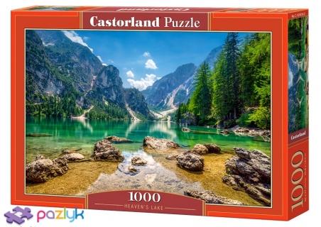 1000 ел. - Гірське озеро / Castorland