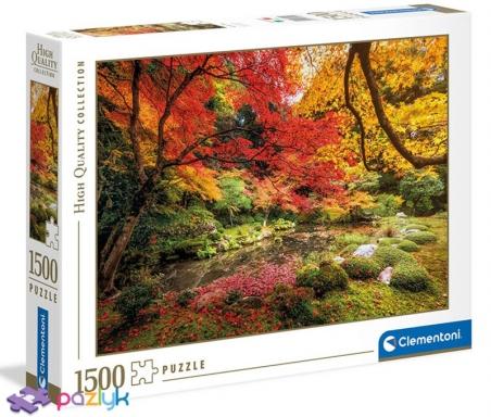 1500 ел. High Quality Collection - Осінній парк / Clementoni
