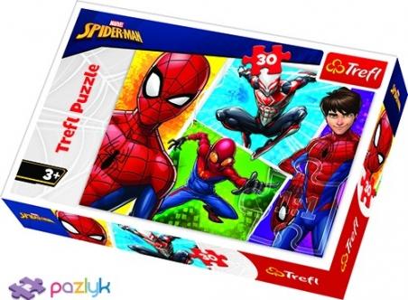 30 ел. - Спайдермен та Мігель / Disney Marvel Spiderman / Trefl