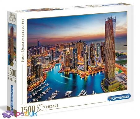1500 эл. High Quality Collection - Дубайская пристань, ОАЭ / Clementoni