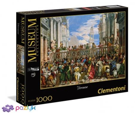 1000 эл. Музейная Коллекция - Паоло Веронезе