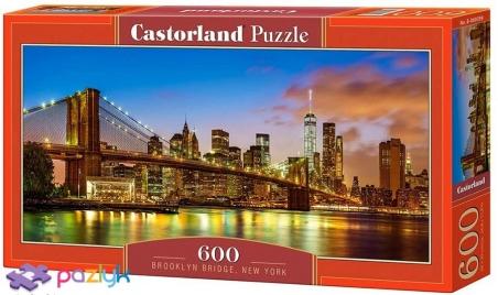 600 ел. - Бруклінський міст, Нью-Йорк / Castorland