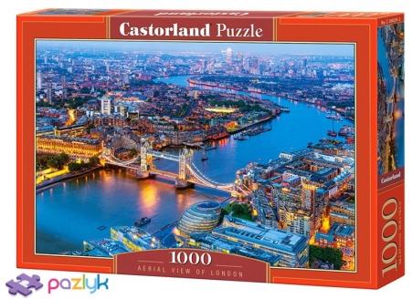 1000 ел. - Лондон з висоти пташиного польоту / Castorland