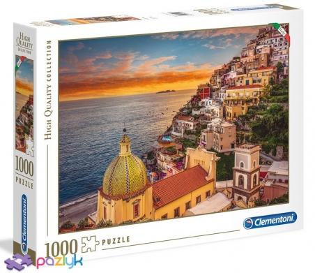 1000 ел. High Quality Collection - Позітано, Італія / Clementoni