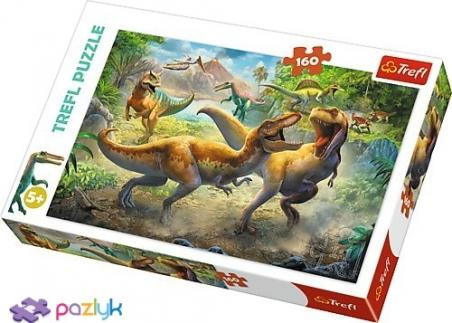 160 ел. - Тиранозаври / Trefl