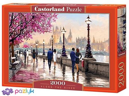 2000 ел. - Променад над річкою / Castorland