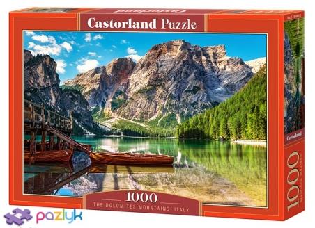 1000 эл. - Доломитовые Альпы, Италия / Castorland