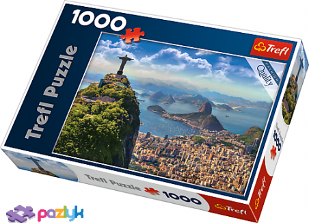 1000 эл. - Рио-де-Жанейро / Trefl