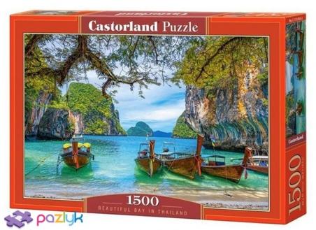 1500 ел. - Затока у Таїланді / Castorland