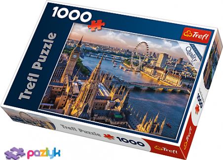 1000 эл. - Лондон / Trefl
