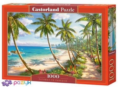 1000 ел. - Райське узбережжя / Castorland
