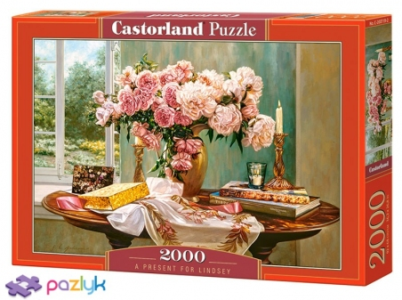 2000 ел. - Подарунок для Ліндсі / Castorland