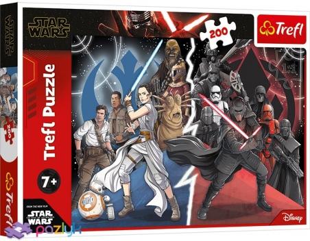200 ел. - Зоряні війни. Епізод ІХ. Війна в галактиці / Lucasfilm Star Wars Episode IX / Trefl