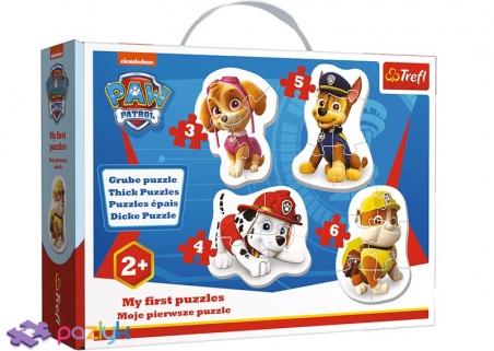 Baby CLASSIC - Щенячий патруль / Viacom PAW Patrol / Trefl