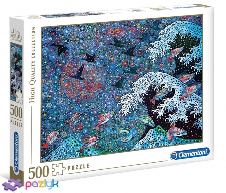500 ел. High Quality Collection - Танці із зорями / Clementoni