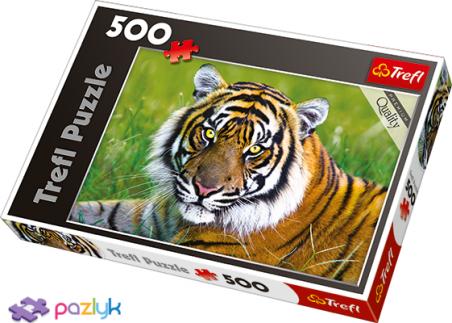 500 ел. - Тигр / Trefl