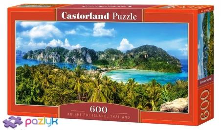 600 эл. - Остров Ко-Пхи-Пхи, Таиланд / Castorland