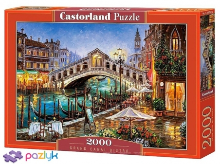 2000 эл. - Гранд-канал, Венеция / Castorland