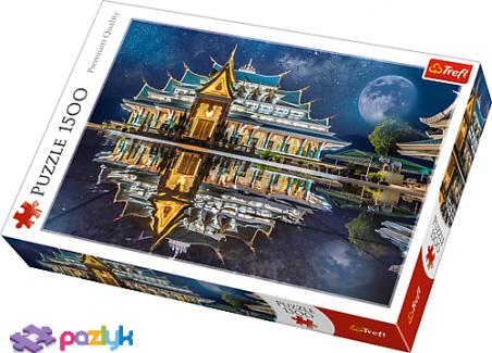 1500 эл. - Буддийский Храм Ват Па Фу Кон, Таиланд / Trefl