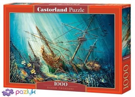 1000 ел. - Морський скарб / Castorland