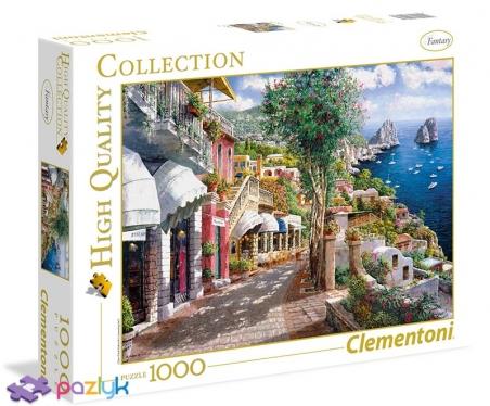 1000 ел. High Quality Collection - Капрі, Італія / Clementoni