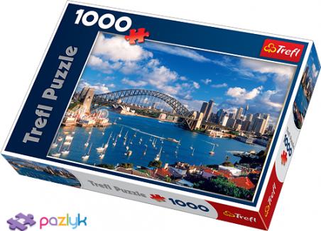 1000 эл. - Порт Джексон, Сидней / Trefl