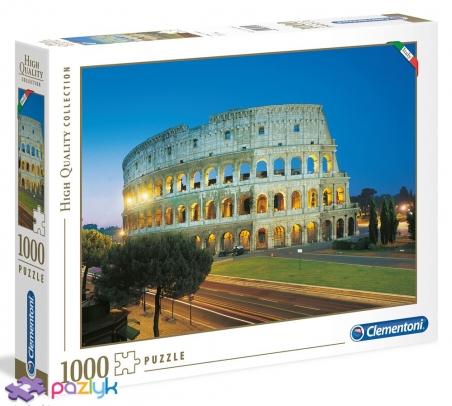 1000 эл. - Итальянская коллекция. Римский Колизей / Clementoni