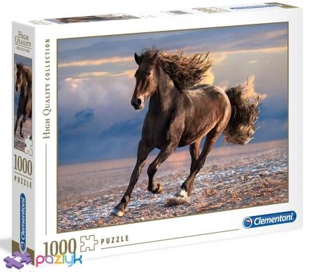 1000 ел. High Quality Collection - Вільна конячка / Clementoni