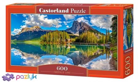 600 эл. - Изумрудное озеро / Castorland