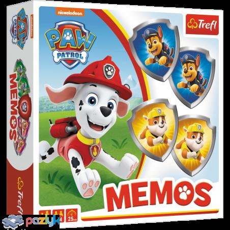 01892 Игра Мемос -