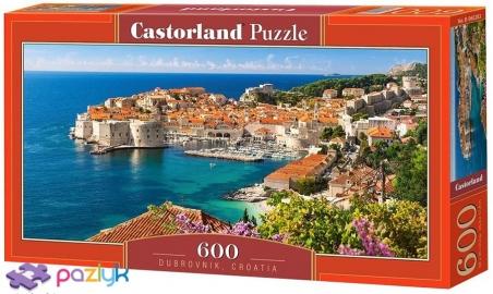 600 ел. - Дубровник, Хорватія / Castorland