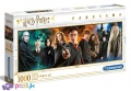 1000 ел. Panorama - Гаррі Поттер / Warner Bros. Entertainment Inc / Clementoni