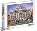 500 эл. High Quality Collection - Фонтан ди Треви, Рим, Италия / Clementoni