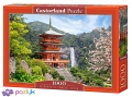 1000 эл. - Храм Сейганто-дзи, Вакаяма, Япония / Castorland