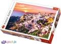1000 эл. - Закат над Санторини, Греция / Trefl